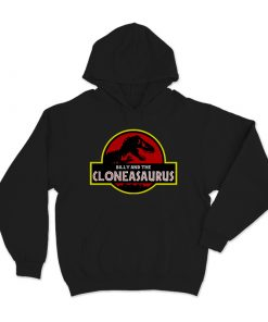 Billy and The Cloneasaurus Hoodie