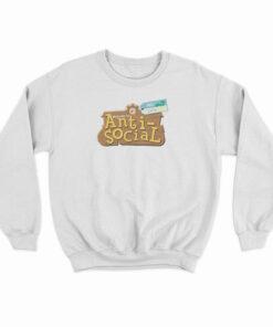 Animal Crossing Anti-Social Sweatshirt