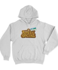 Animal Crossing Anti-Social Hoodie
