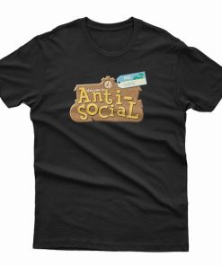 Animal Crossing Anti-Social T-Shirt
