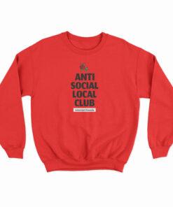 Anti Social Local Club Sweatshirt