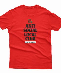 Anti Social Local Club T-Shirt
