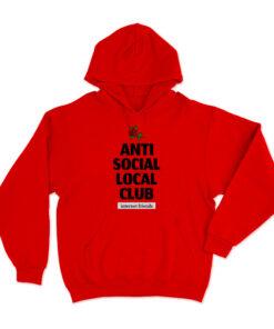 Anti Social Local Club Hoodie