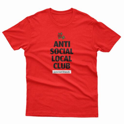 Anti Social Local Club T-Shirt