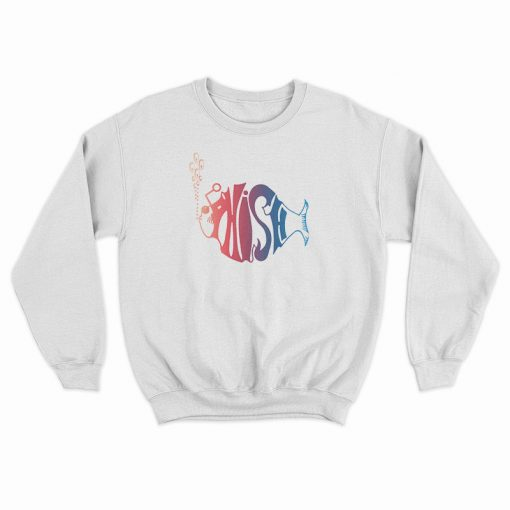Phish Blue Rainbow Sweatshirt