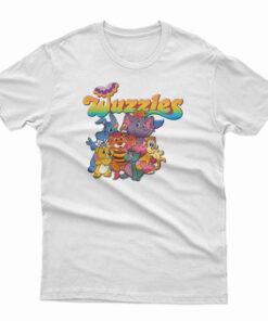 Wuzzles 80s Retro Cartoon T-Shirt