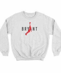 Air Jordan Kobe Bryant Tribute Sweatshirt
