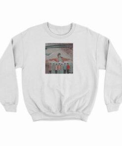 BTS Love Yourself Euphoria Sweatshirt