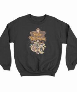 Animal Crossing Parks Recreation Sweatshirt