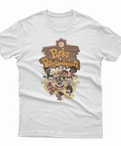 Animal Crossing Parks Recreation T-Shirt