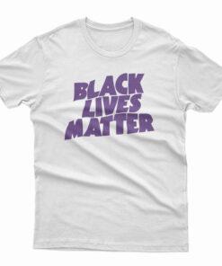 Black Lives Matter Black Sabbath Parody T-Shirt