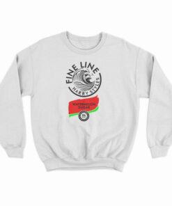 Harry Styles Watermelon Sugar White Claw Parody Sweatshirt