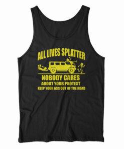 All Lives Splatter Tank Top