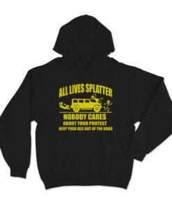 All Lives Splatter Hoodie