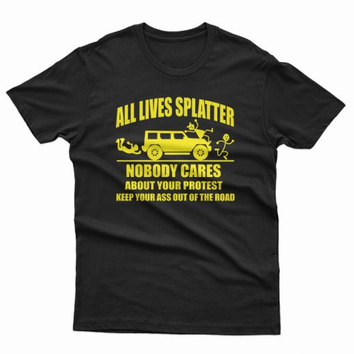 All Lives Splatter T-Shirt