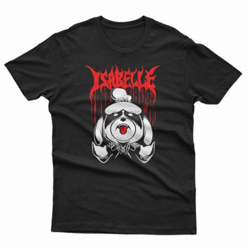 Animal Crossing Metal Isabelle T-Shirt