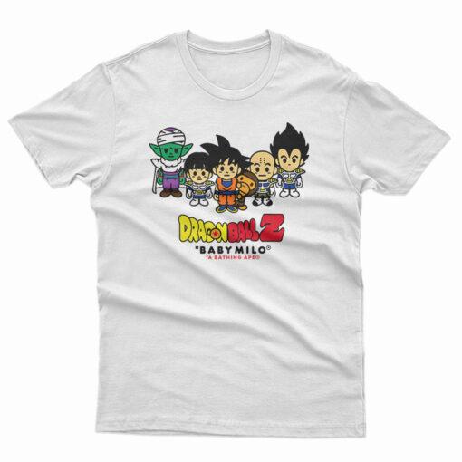 Baby Milo X Dragon Ball Parody T-Shirt