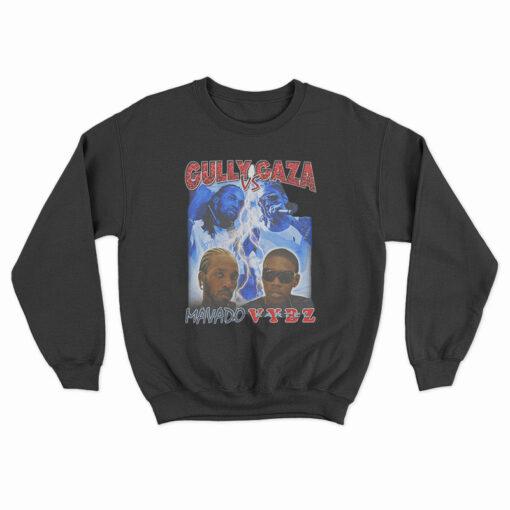 Gully Vs Gaza Sweatshirt