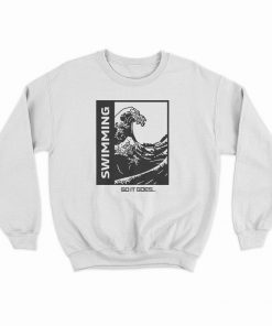 Mac Miller Swimming So It Goes Sweatshirt