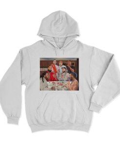 Rapper HipHop Legend Never Die Hoodie
