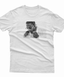 Rising Rapper Pop Smoke T-Shirt