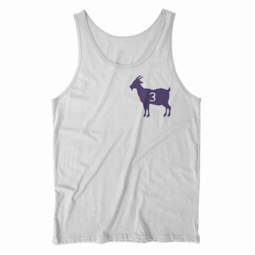 Devin Booker Goat 3 Tank Top
