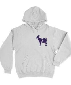 Devin Booker Goat 3 Hoodie