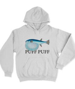 Puff Puff Fish Hoodie