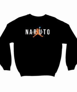Naruto air Jordan Sweatshirt