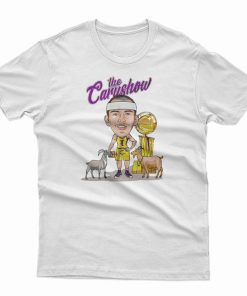 Alex Caruso The Carushow T-Shirt