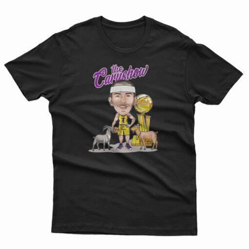Alex Caruso The Carushow T-Shirt