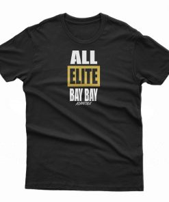 All Elite Bay Bay Adam Cole T-Shirt