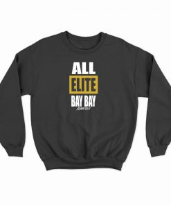 All Elite Bay Bay Adam Cole Sweatshirt